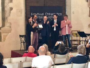 Giorgio De Camillis Musikrooms Award 2017 Festival delle due città