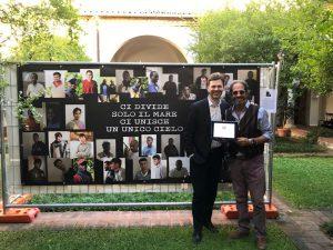 Giorgio De Camillis Musikrooms Award 2017 Andrea Vettoretti