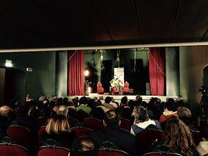 Andrea Vettoretti Teatro Flaiano 2017