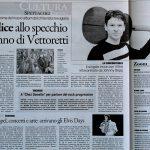 ANDREA VETTORETTI Il GAZZETTINO ITALY