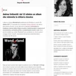 Andrea Vettoretti Eugenia Romanelli Espresso