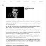 EXTRA! MUSIC MAGAZINE - La prima rivista musicale on line, articoli, recensioni, programmazione, musicale, eventi, rock, jazz, musica live Andrea Vettoretti