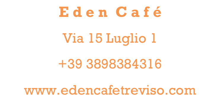 Eden café treviso festival delle due città